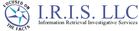 I.R.I.S. LLC Logo